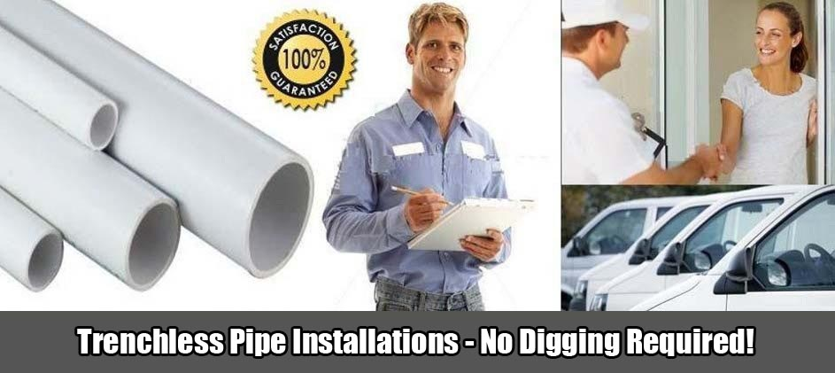 Reece Plumbing and Gas Trenchless Pipe Installation