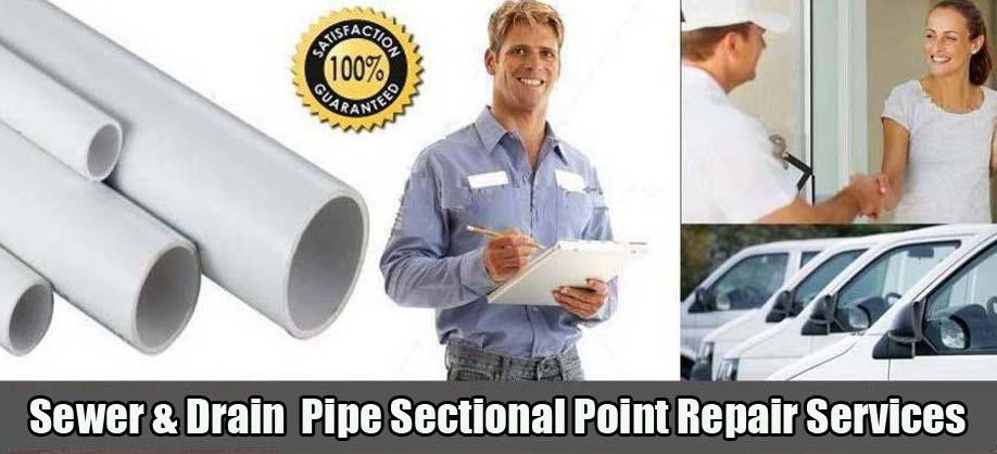 Reece Plumbing and Gas Sectional Point Repair